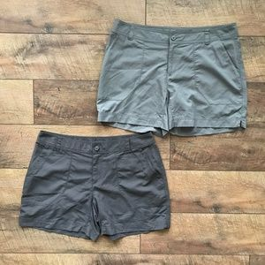 Columbia Shorts Bundle of 2 sz 10 NWOT